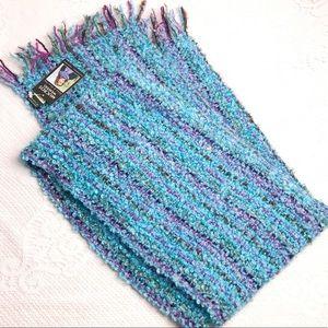 Mucros Weavers Irish Mohair Wool Blend Scarf